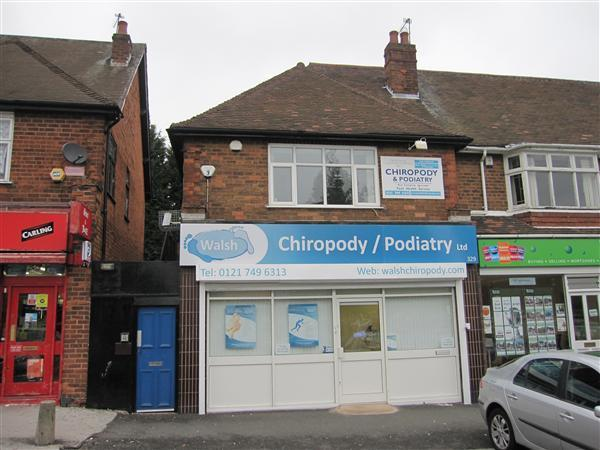 Commercial Property To Rent In Chester Road Castle