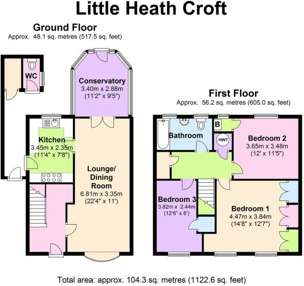 11 Little Heath Crof