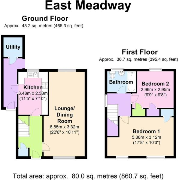 167 East Meadway - F