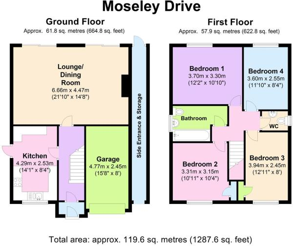 20 Moseley Drive - F