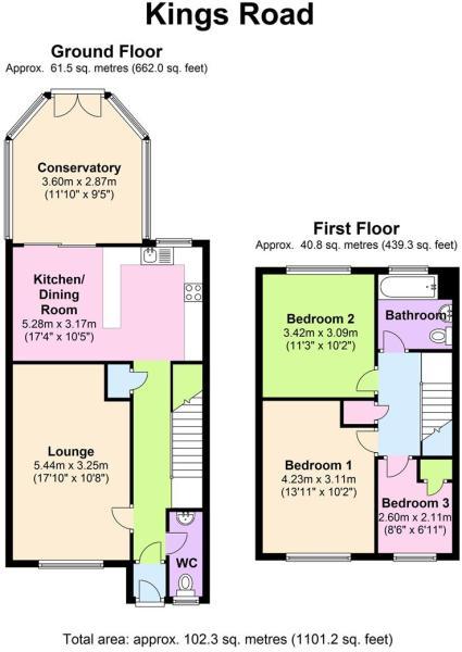 191 Kings Rd - Floor