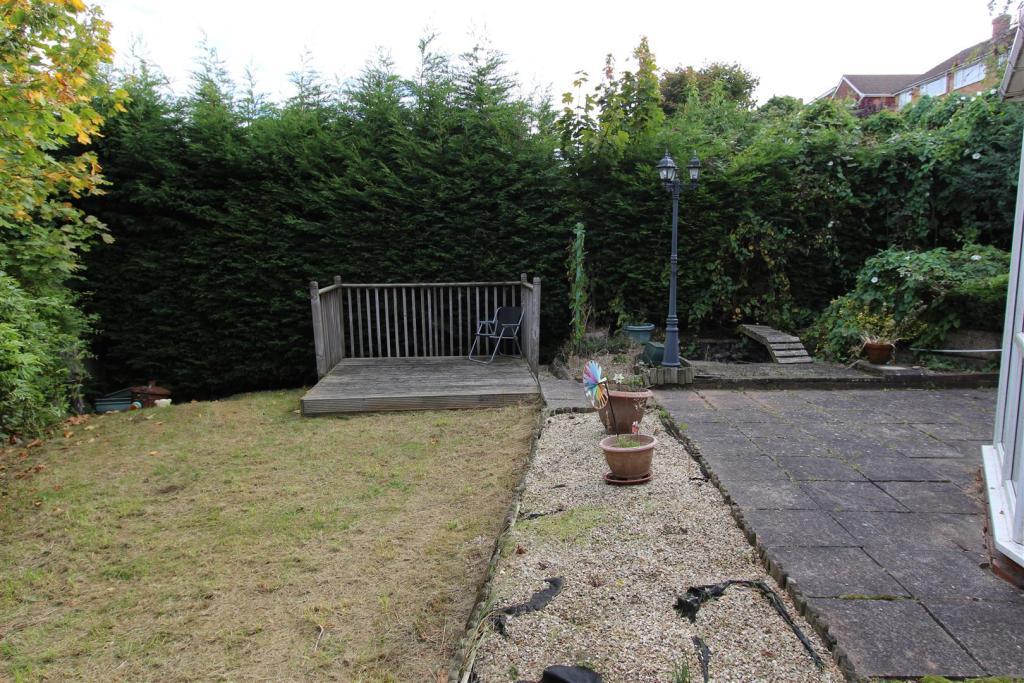 Rear Garden and Lean