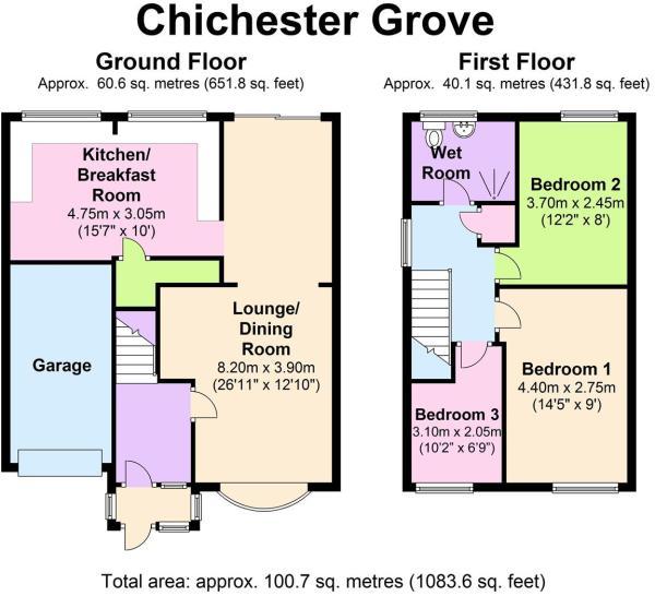 16 Chichester Grove