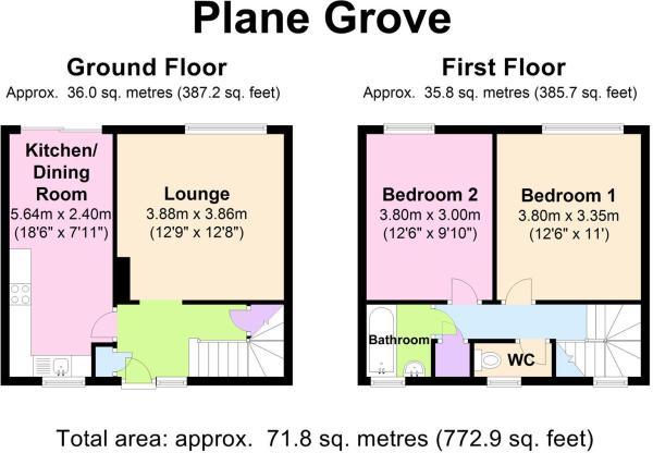 41 Plane Grove - Flo