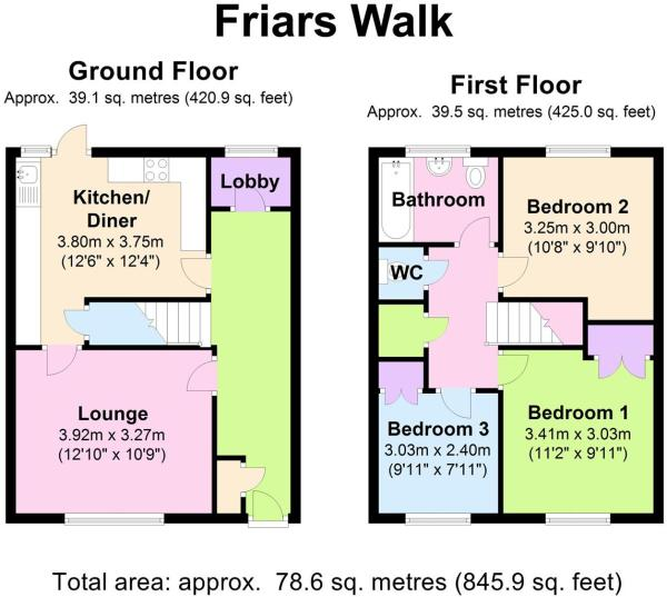10 Friars Walk - Flo