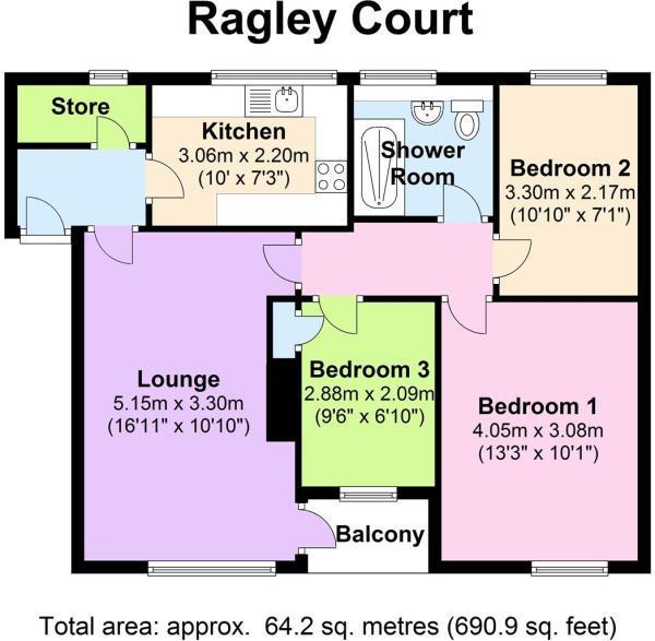 214 Ragley Ct - Floo