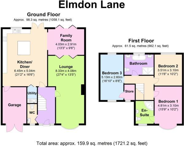 108 Elmdon Lane - Fl