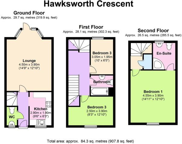 57 Hawksworth Cresc