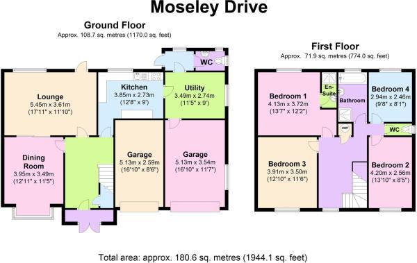 38 Moseley Drive - F