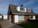 semi detached house in Ashtree Close, Immingham...