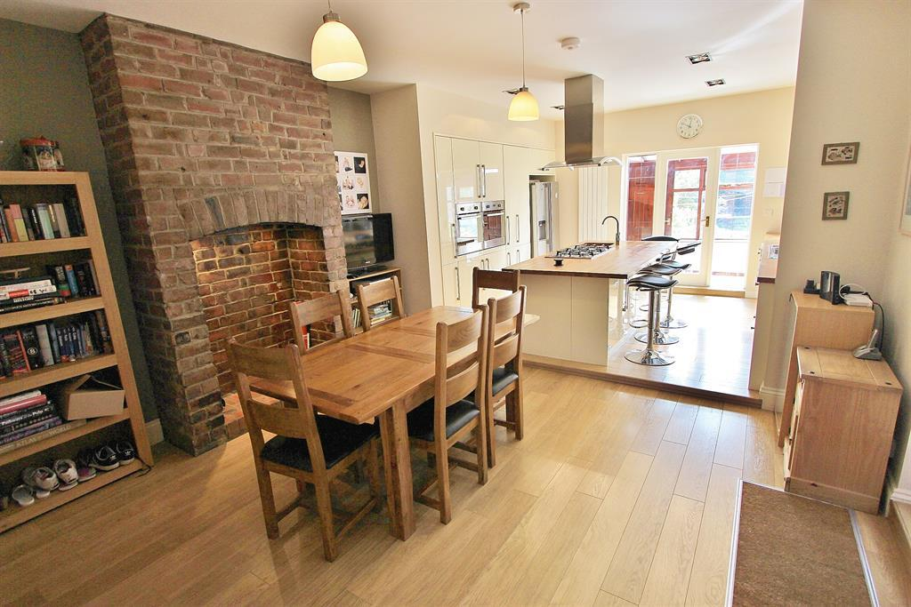 Kitchen Diner Angle 2