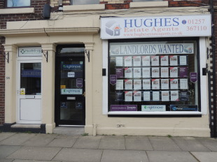 Hughes Estate Agents, Chorley - Lettingsbranch details