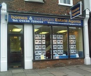 Homes & Mortgages Estate Agents Ltd, Stevenage Old Town Lettingsbranch details