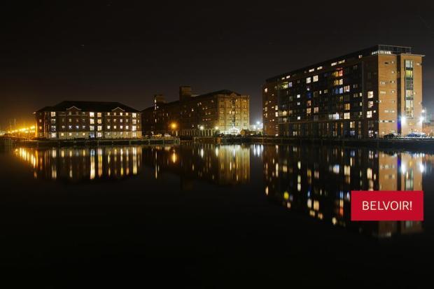 Waterloo Dock at Nig