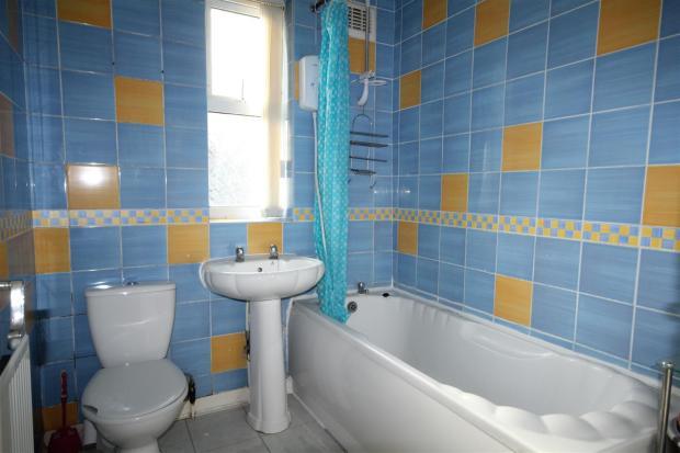 Russian Dr bathroom.
