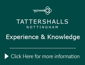 Get brand editions for Tattershalls Ltd, Nottingham