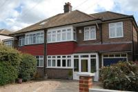 4 bedroom semi detached property to rent in Mead Way, Hayes, Bromley...