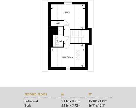 Plots 16, 17 & 18, Second Floor