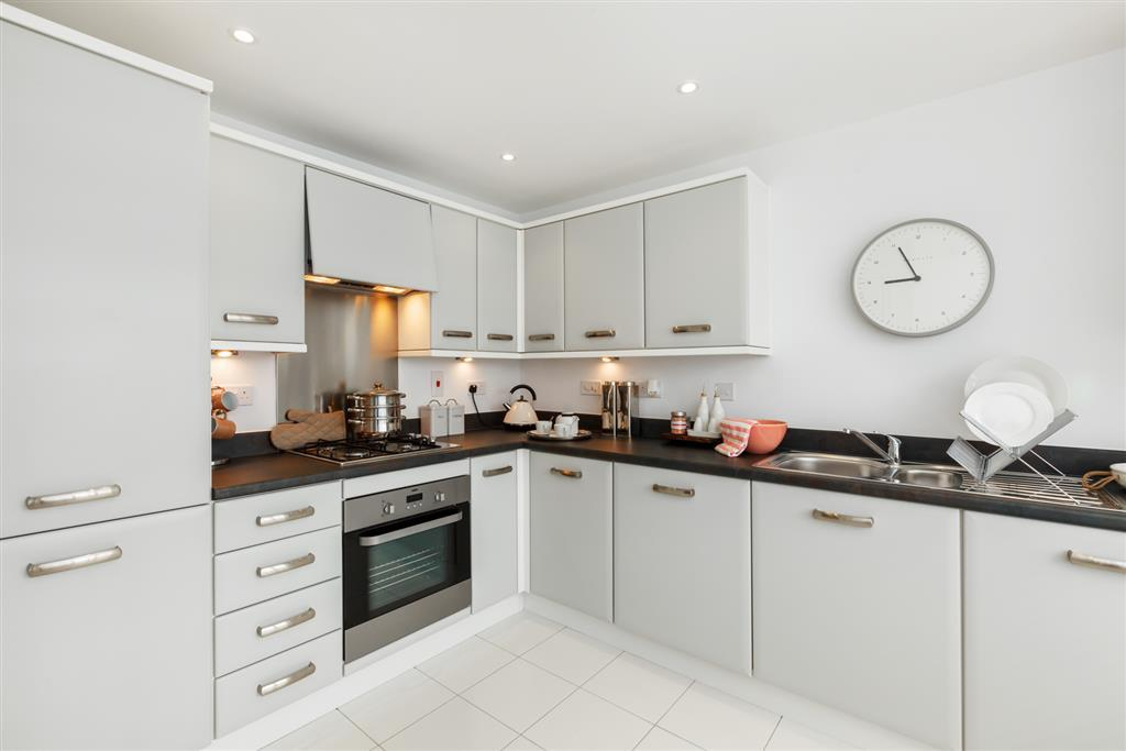 Image of a Typical Taylor Wimpey Flatford kitchen