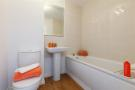 Image of a Typical Taylor Wimpey Flatford bathroom