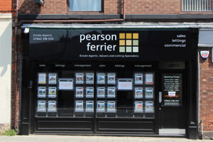 Pearson Ferrier, Wiganbranch details