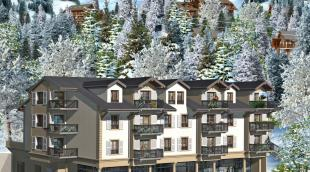 4 bed new Apartment in Saint-Gervais-les-Bains...
