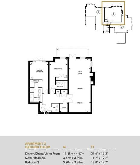 Ground Floor, Garden Apartment, Ground Floor Apartment