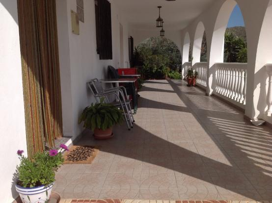 Inside Terrace