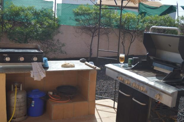 Hotplate and BBQ