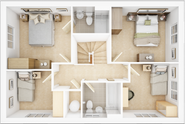 Taylor-Wimpey-Kentdale-4-bed-3D-FF-Floorplan
