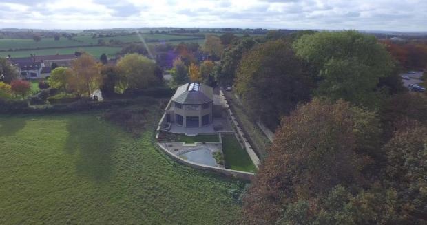 The Lodge viewed ...