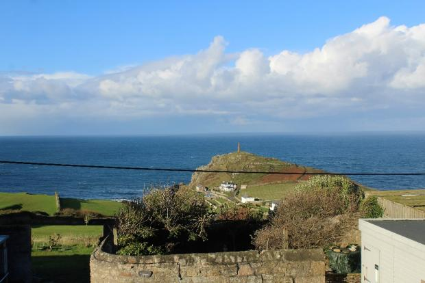 View to Cape Cornwal