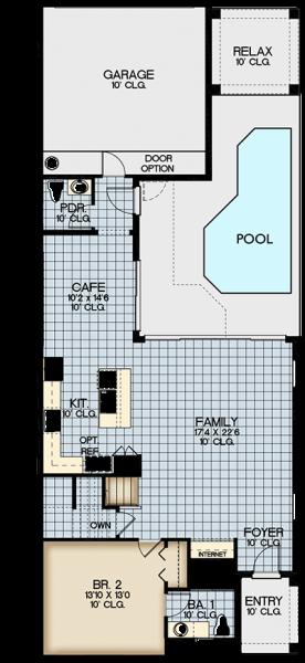 1 st floor