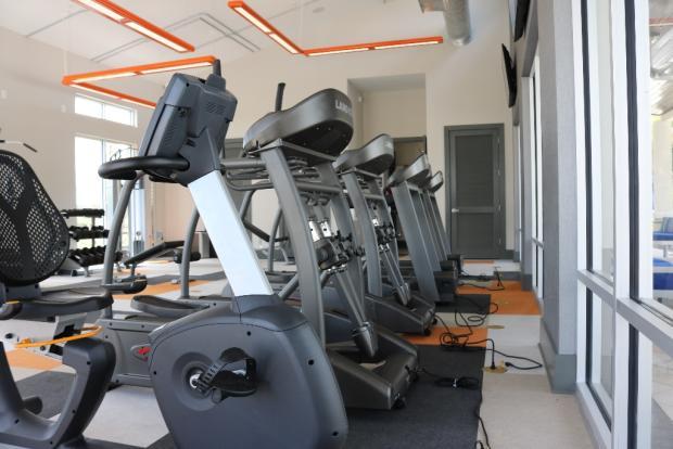 Gym/ Fitness Room