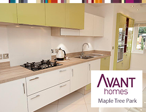 Get brand editions for Avant Homes Yorkshire, Maple Tree Park