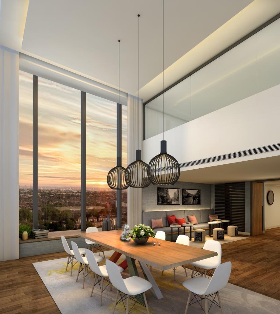Dining Room (CGI)