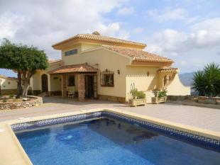 3 bedroom Villa in Andalucia, Almería, Bédar