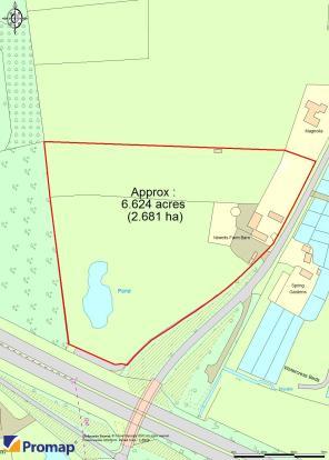 Boundary Site Plan