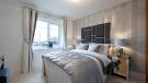 Typical bedroom Avant Homes