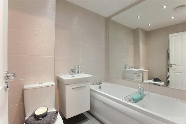 Image from Gosford Showhome at Sadlers View