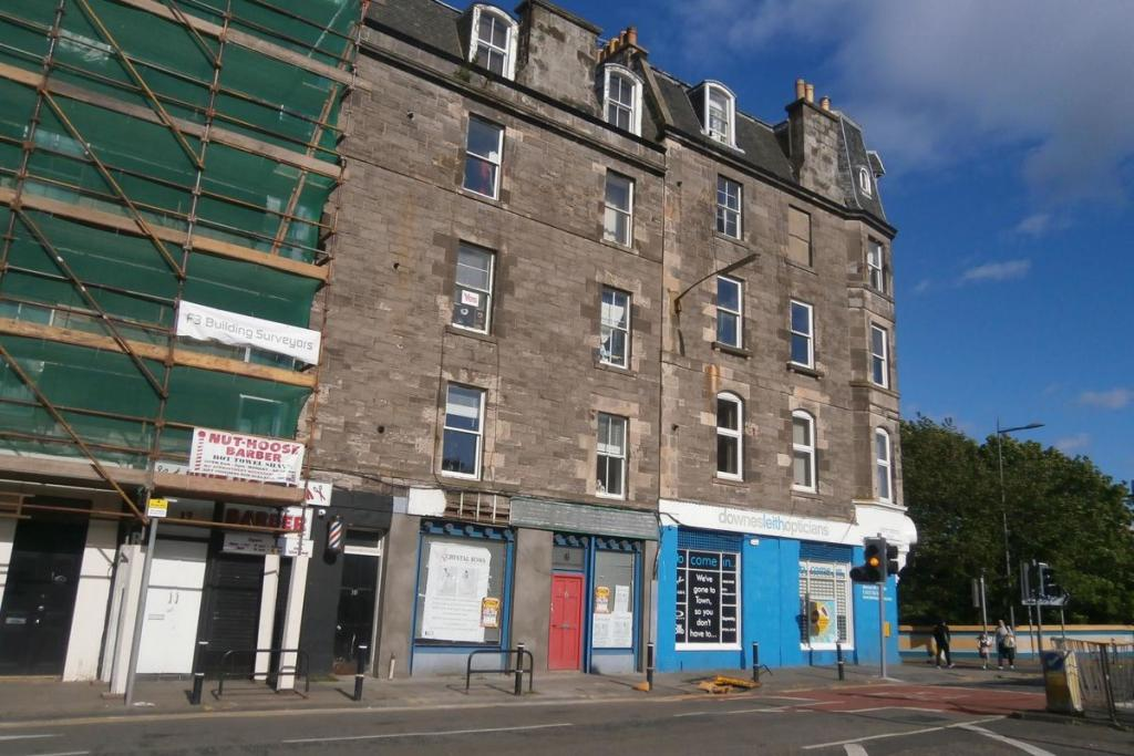 North Junction Street Property Leith