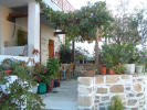 House courtyard
