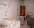 Old grape press bath