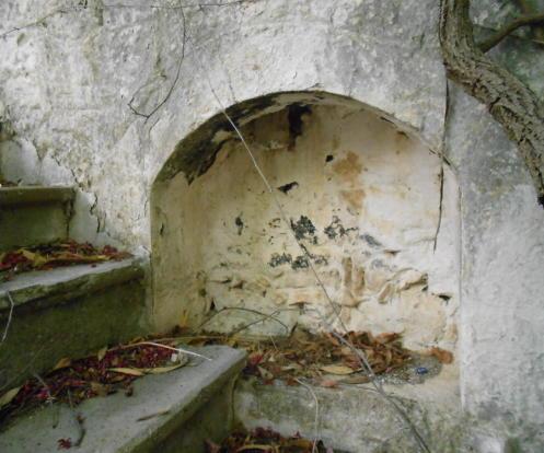 Original water niche