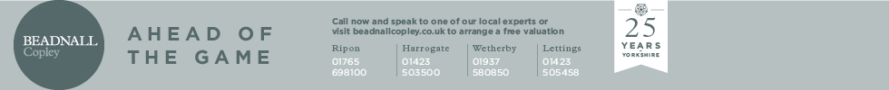 Get brand editions for Beadnall & Copley, Harrogate