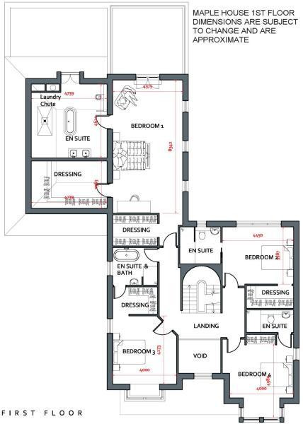 First Floor F/P