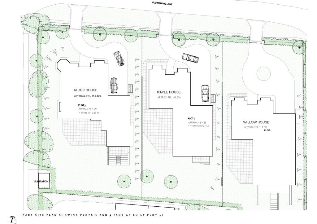 New Site Plan