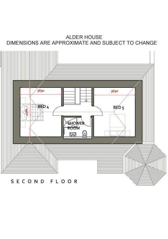 Second Floor F/P