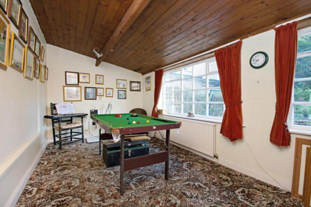 Snug/Hobbies Room