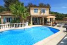 Detached Villa for sale in Auribeau sur Siagne...